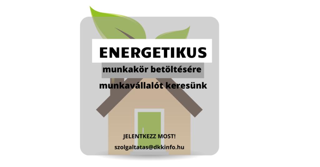ENERGETIKUS munkakör betöltésére munkavállalót keressünk(1)